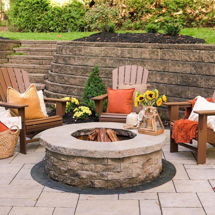 A Cozy Outdoor Space in Short Pump