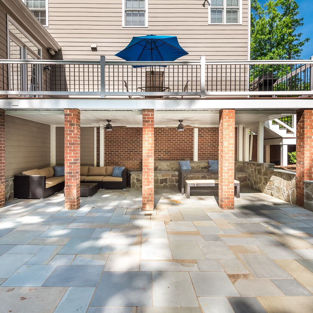 Bluestone Beauty in Raleigh Manor