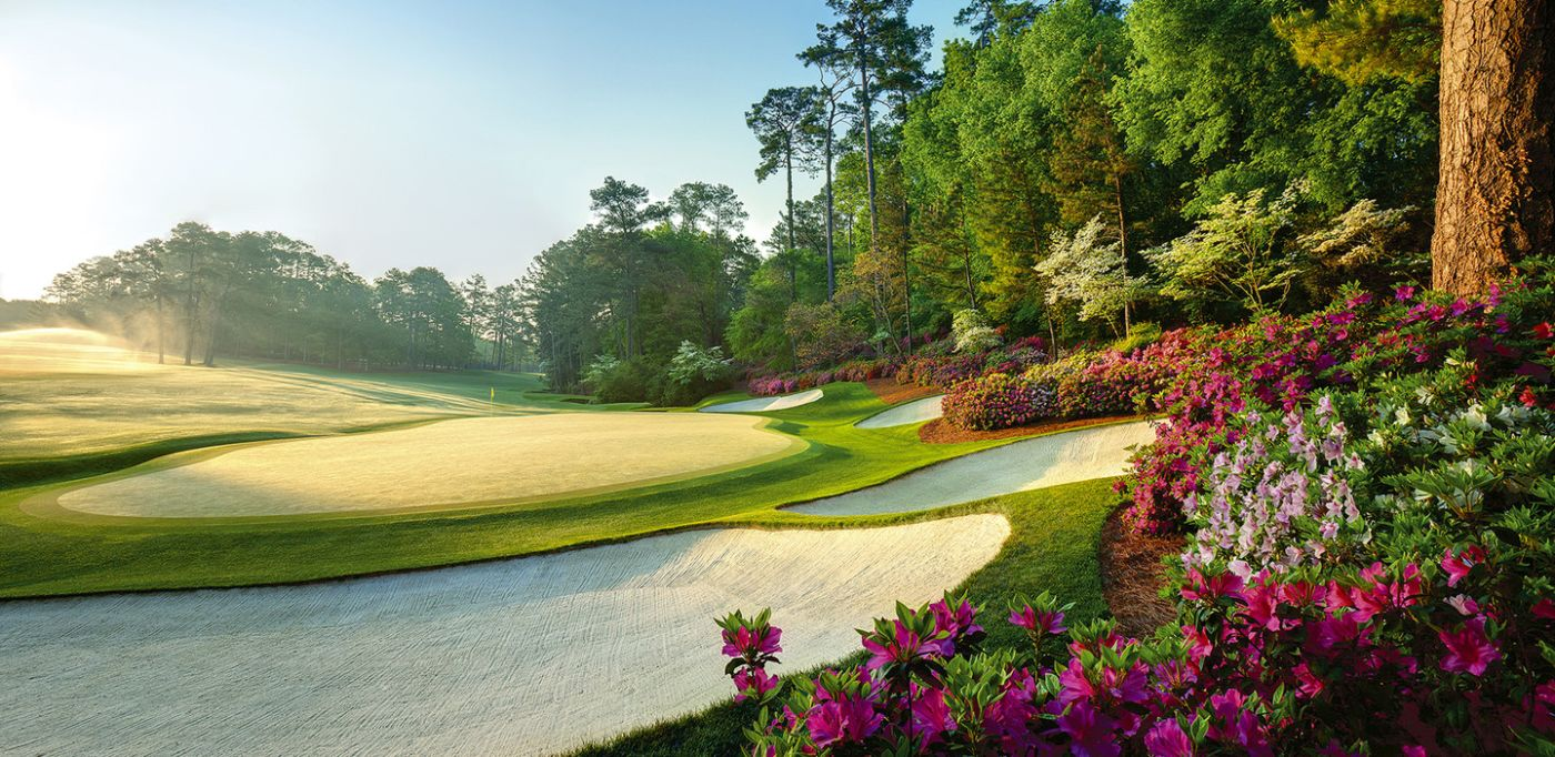 The Plants of Augusta National Golf Club