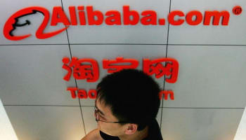 Yahoo Takes 40 pct Stake in China's Alibaba