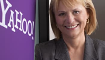 Portrait of Carol Bartz – Yahoo