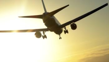 airplane-sunset-o-640×480