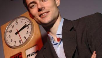 James Cridland, Virgin Radio, London June 2005