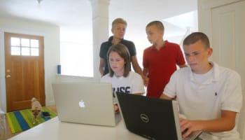 Teens Tweens Social Networking