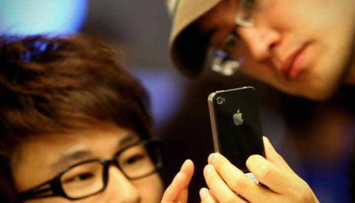 Apple iPhone 4 Launches In China