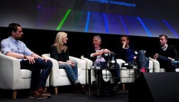 Changing Media Summit music panel