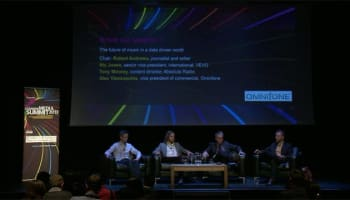 Changing Media Summit – The future of music in a data driven world
