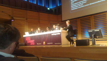 Changing Media Summit 2010 – What does the future sound like?