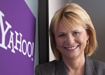 Portrait of Carol Bartz – Yahoo