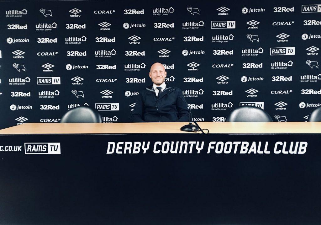 Ondra v Derby County Football Club.