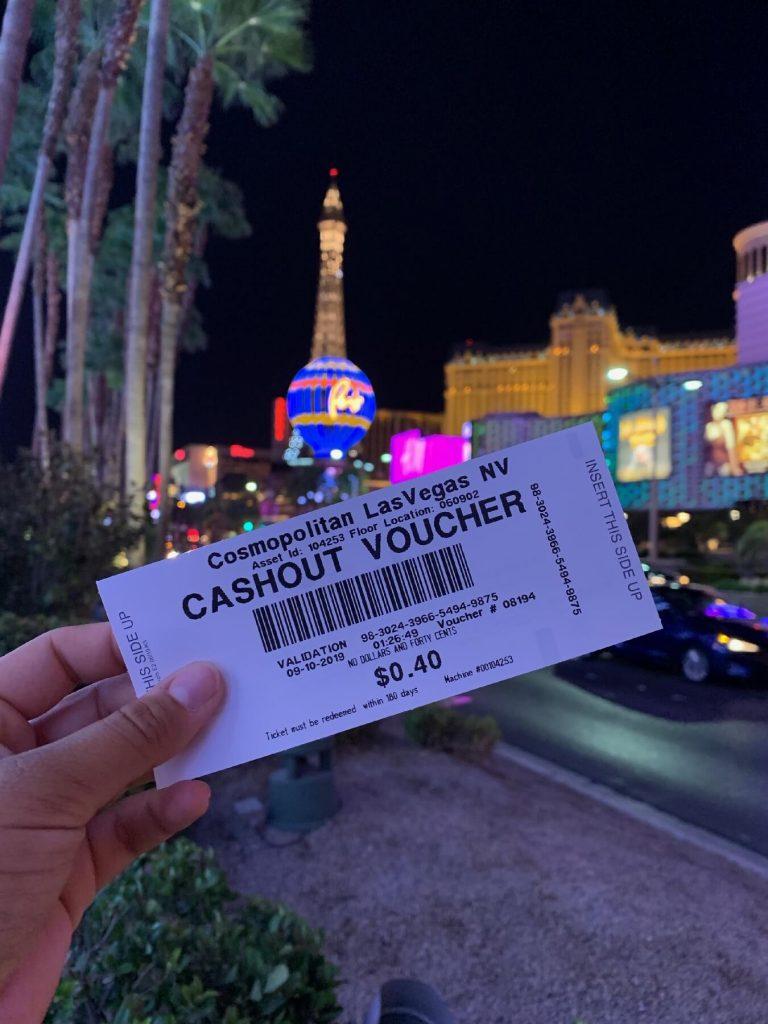 Nechyběla ani cesta do Las Vegas.