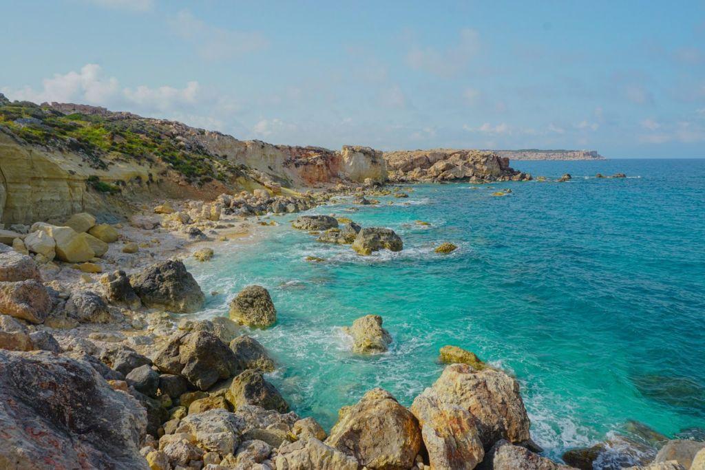 Malta - pláže