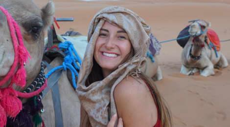 Letem světem Marokem s Chicou Checou
