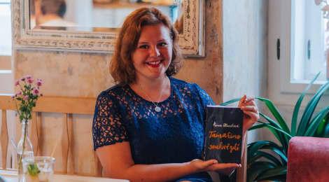 Spisovatelka Anna Musilová: Psaní je moje terapie