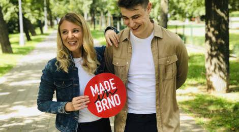 Brňáci jsou naladění na pospolitost a vzájemnou pomoc, říká duo z Made in Brno