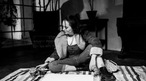 O herectví, cestování a psaní knihy s Lenkou Rzepkovou
