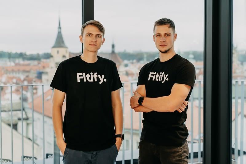 zakladatelé aplikace Fitify