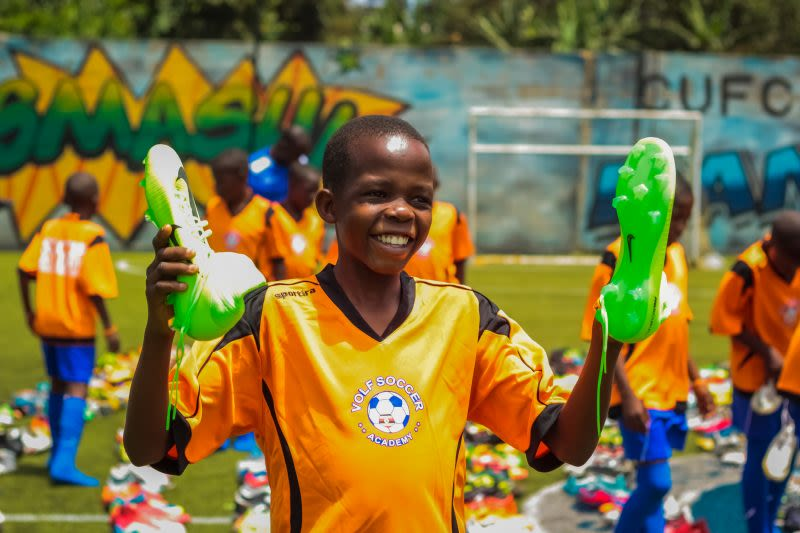 Projekt Run For Uganda