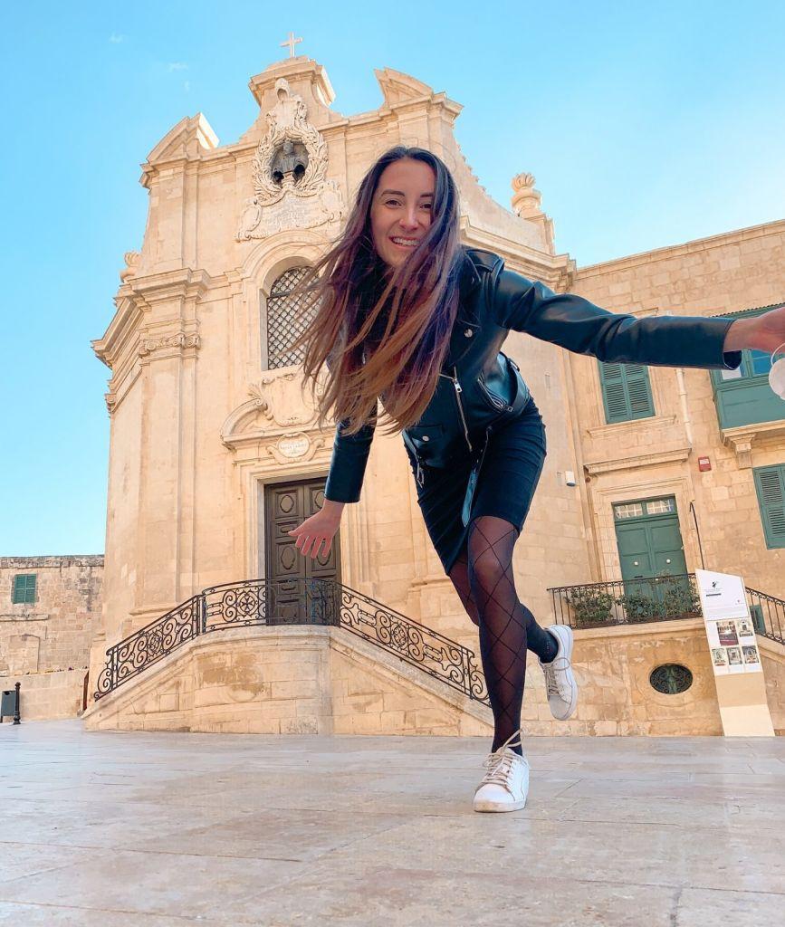 Valetta na Maltě