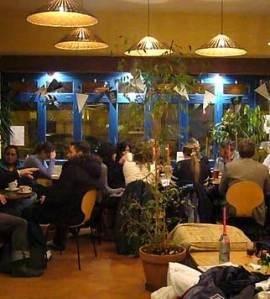 Hugh Turner,Global Cafe- Risc, Reading