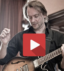 Hugh Turner, YouTube, Jazz Guitar Video