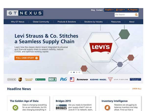 GT Nexus case study image