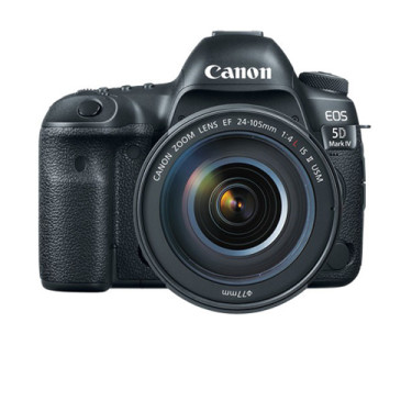 Canon EOS 5D MKIV Lens Kit