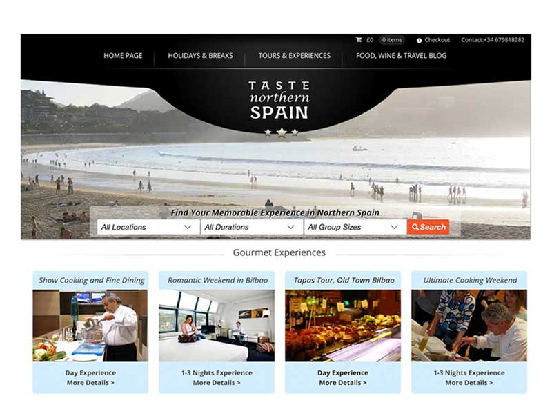 taste northern spain case study