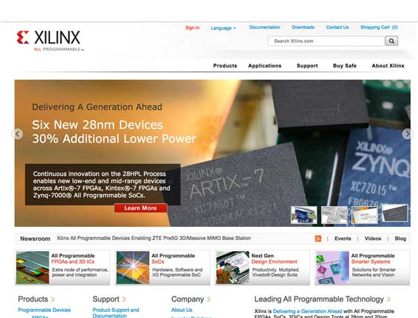 Xilinx case study image