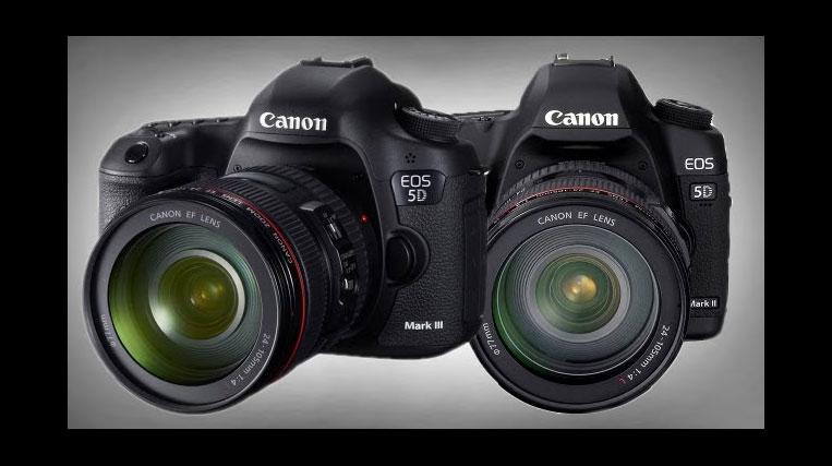Review: Canon 5DMKII Vs 5DMKIII