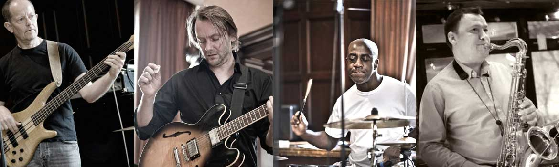 /Hugh Turner Jazz Band For Hire