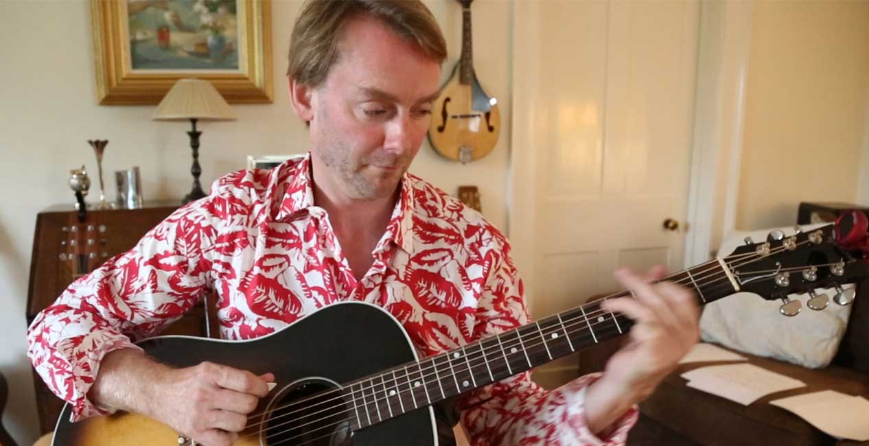 Hugh Turner Jazz Guitar, Lessons