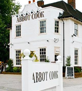 Hugh Turner - Abbott Cook - Reading
