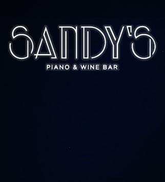 Hugh Turner Jazz Band Oxford Sandy's Piano bar