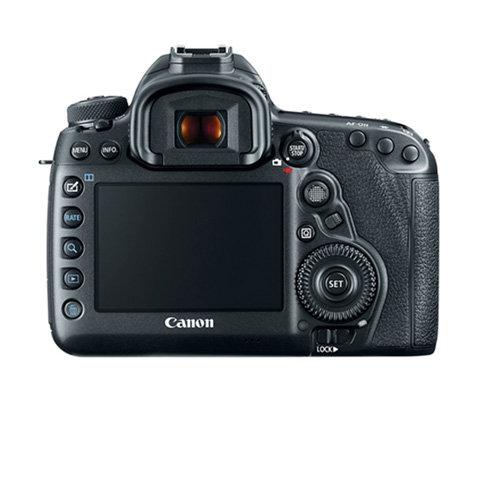 Canon 5D MKIV Body LCD Display-back