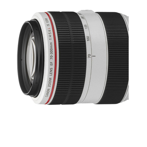 Canon Lens 70-300mm f/4 L IS USM