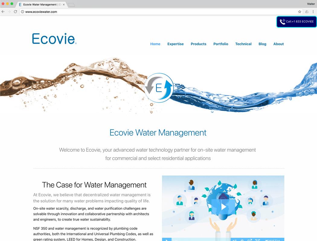 Ecovie Water Management