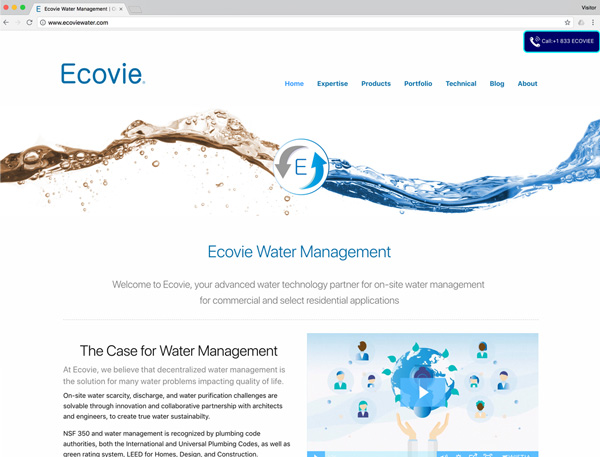 Ecovie Water Management