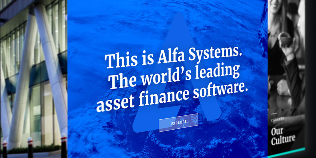 Alfa Website