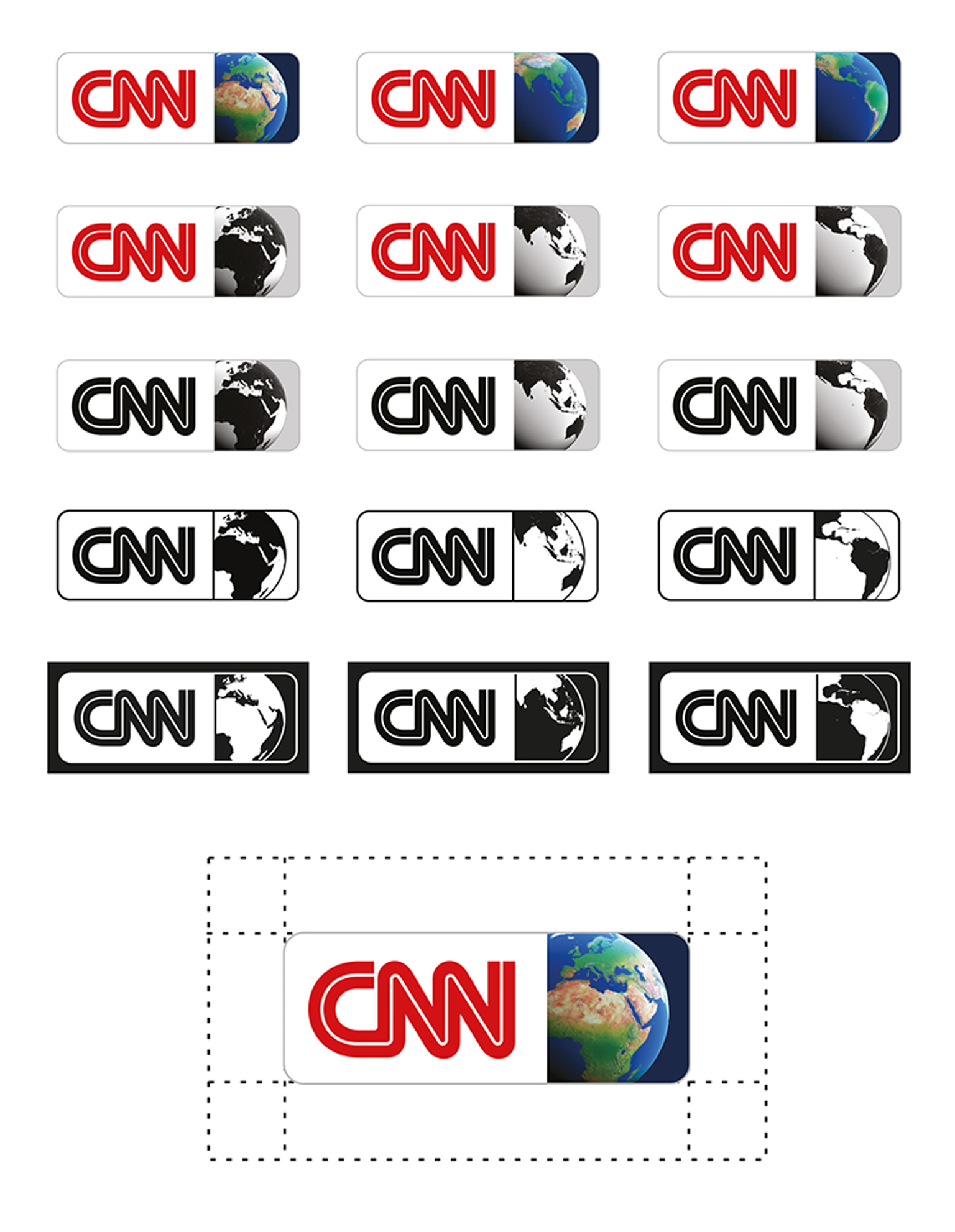 CNN Further Logo Variations