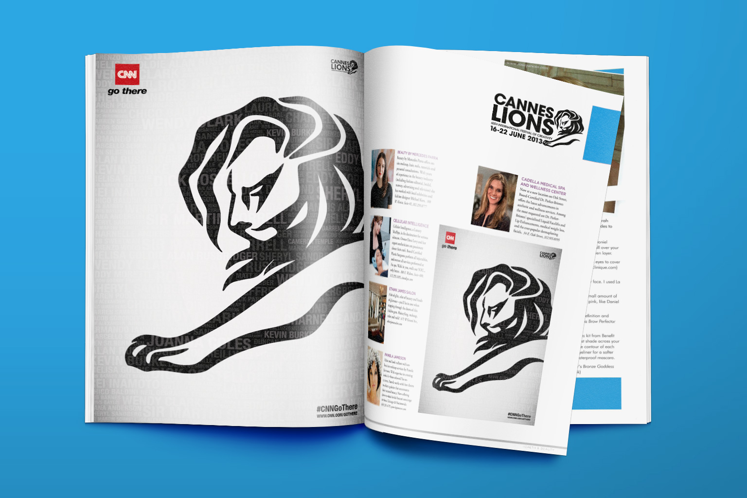 Cannes Lions Festival Programme