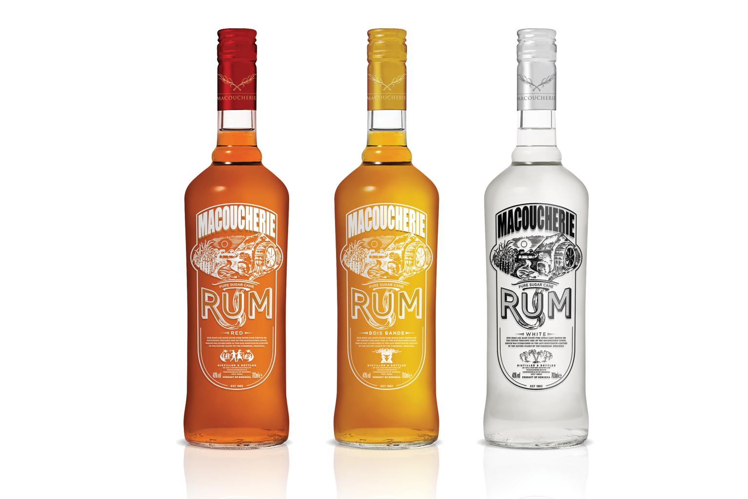 Macoucherie Rum