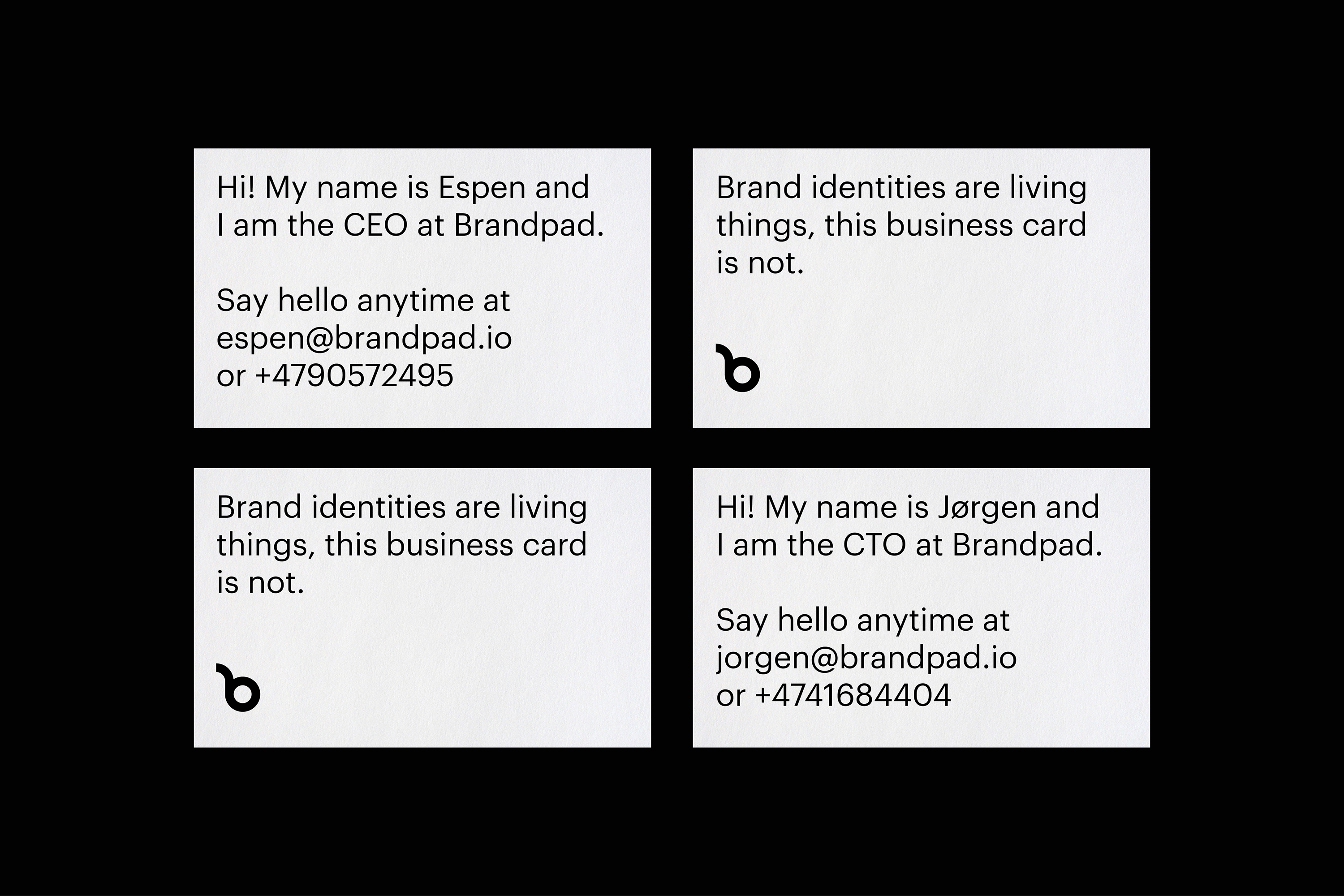 brandpad_business_cards