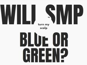 Will SMP turn my scalp blue or green?