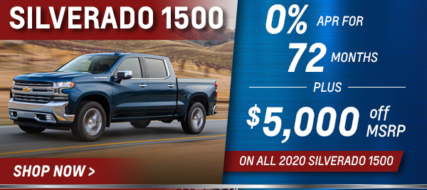 2021 Silverado 1500
