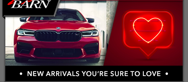 New Rides You're Sure to Love