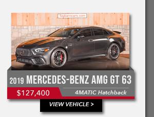 Mercedes-Benz AMG GT 63