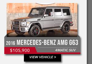 Mercedes-Benz AMG G 63