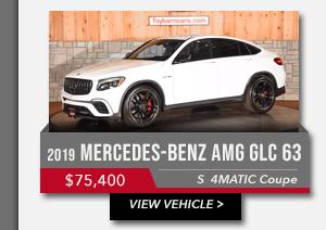Mercedes-Benz AMG GLC 63