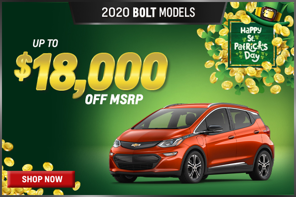 New Chevy Special Offers Greenway Chevrolet Of Spartanburg